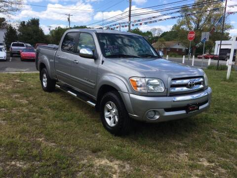 2006 Toyota Tundra for sale at Manny's Auto Sales in Winslow NJ