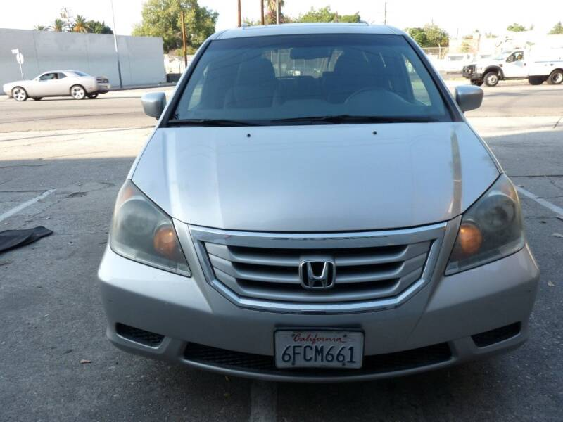 2008 Honda Odyssey for sale at Oceansky Auto in Los Angeles CA