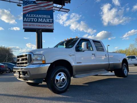 2004 Ford F-350 Super Duty for sale at Alexandria Auto Mart LLC in Alexandria PA