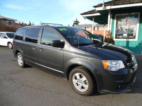 2011 Dodge Grand Caravan for sale at Gary's Cars & Trucks in Port Townsend WA