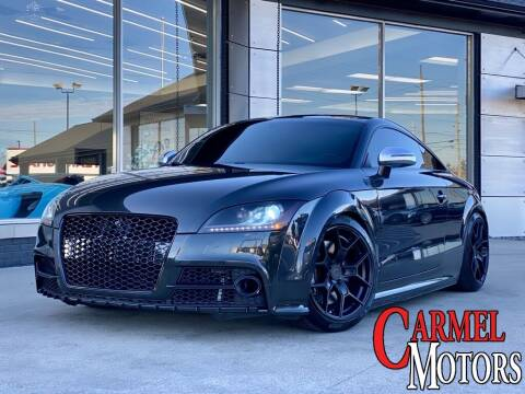 2012 Audi TTS for sale at Carmel Motors in Indianapolis IN