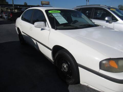 2005 Chevrolet Impala for sale at Maluda Auto Sales in Valdosta GA