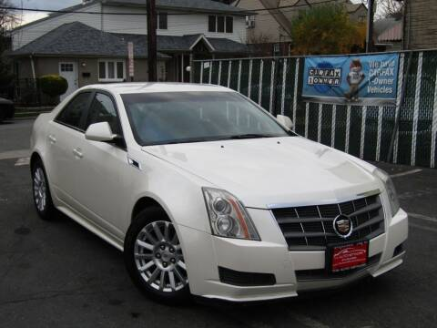 2011 Cadillac CTS for sale at The Auto Network in Lodi NJ
