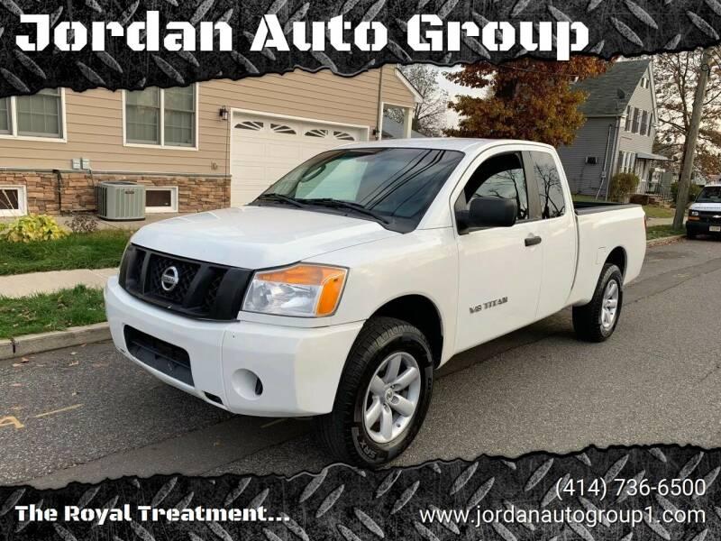2010 Nissan Titan for sale at Jordan Auto Group in Paterson NJ