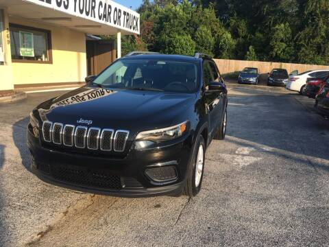 2020 Jeep Cherokee for sale at Beach Cars in Fort Walton Beach FL