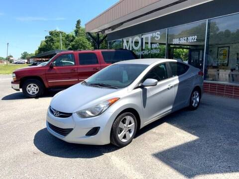 2013 Hyundai Elantra for sale at Mott's Inc Auto in Live Oak FL
