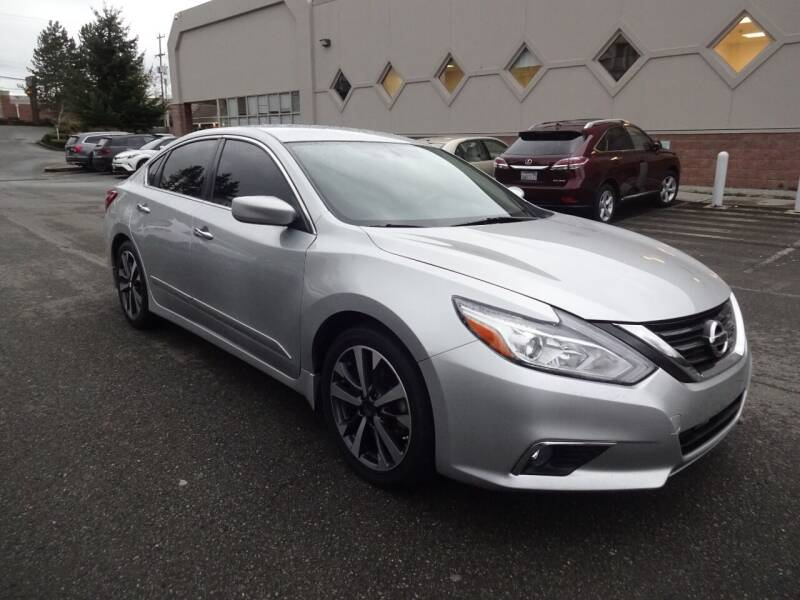 2016 Nissan Altima for sale at Prudent Autodeals Inc. in Seattle WA