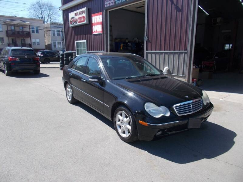 2004 Mercedes-Benz C-Class for sale at Mig Auto Sales Inc in Albany NY
