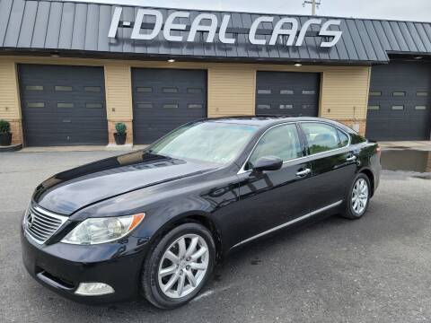 2007 Lexus LS 460 for sale at I-Deal Cars in Harrisburg PA