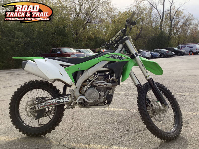 2018 Kawasaki KX™450F for sale at Road Track and Trail in Big Bend WI