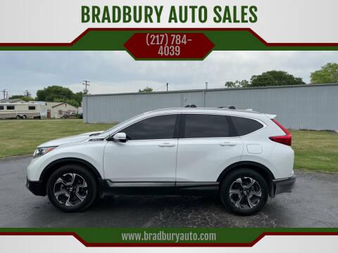 2019 Honda CR-V for sale at BRADBURY AUTO SALES in Gibson City IL