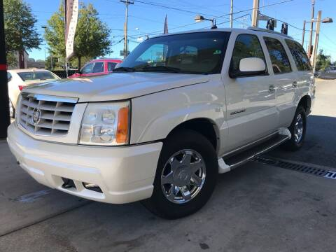 2003 Cadillac Escalade for sale at Michael's Imports in Tallahassee FL