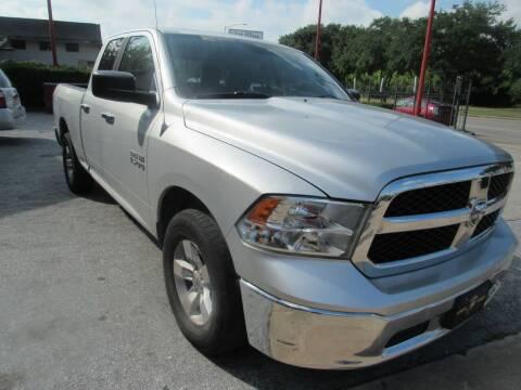 2013 RAM Ram Pickup 1500 for sale at Talisman Motor Company in Houston TX