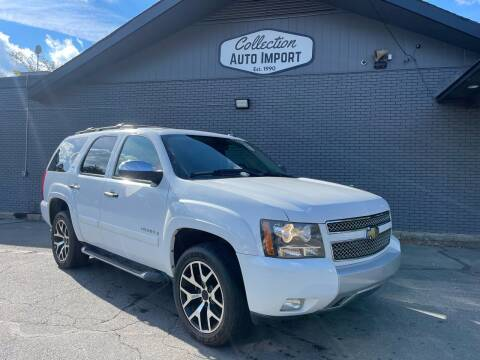 2008 Chevrolet Tahoe for sale at Collection Auto Import in Charlotte NC