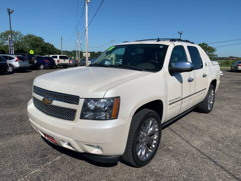 2013 Chevrolet Avalanche for sale at Carmans Used Cars & Trucks in Jackson OH