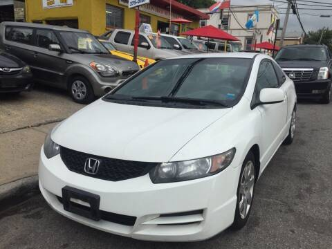 2011 Honda Civic for sale at Drive Deleon in Yonkers NY