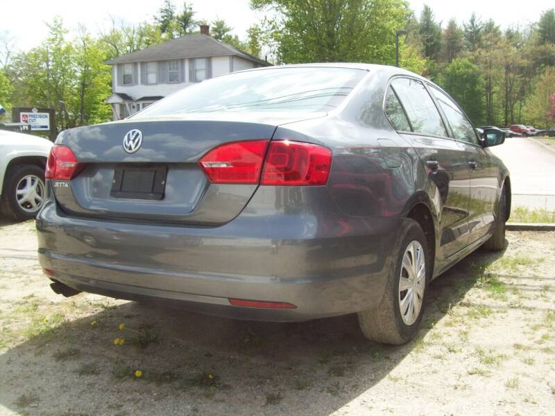 2011 Volkswagen Jetta for sale at Frank Coffey in Milford NH