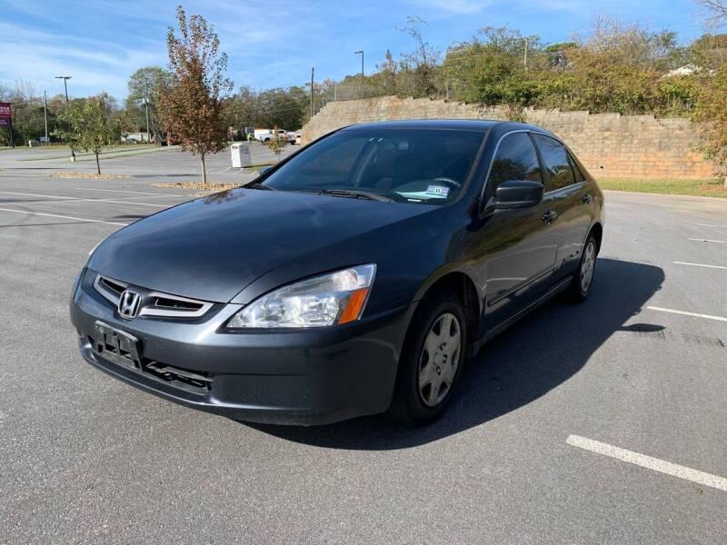 2005 Honda Accord for sale at Allrich Auto in Atlanta GA