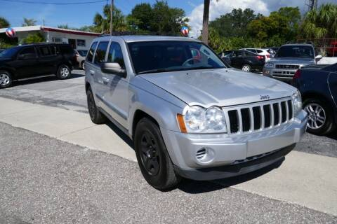 2007 Jeep Grand Cherokee for sale at J Linn Motors in Clearwater FL