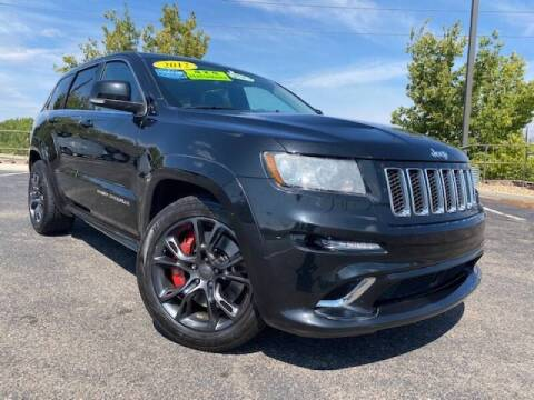 2012 Jeep Grand Cherokee for sale at UNITED Automotive in Denver CO