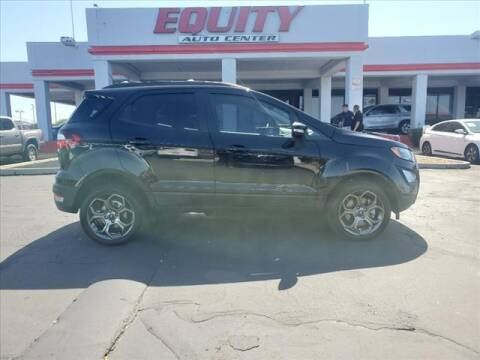 2018 Ford EcoSport for sale at EQUITY AUTO CENTER in Phoenix AZ