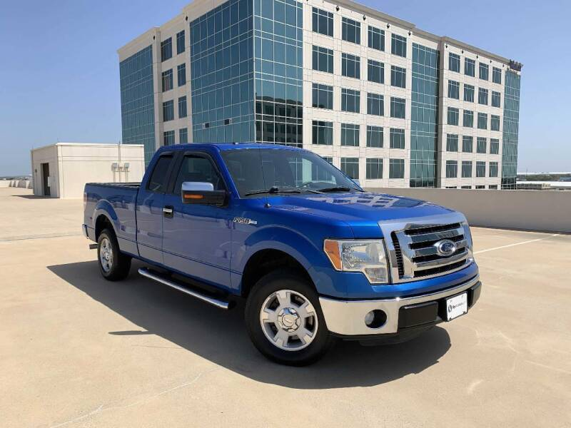 2012 Ford F-150 for sale at SIGNATURE Sales & Consignment in Austin TX