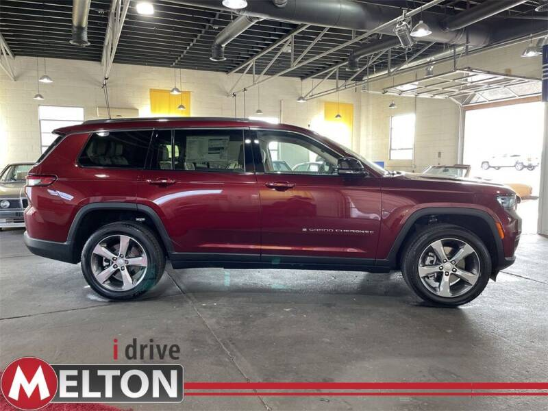 2021 Jeep Grand Cherokee L for sale in Claremore, OK