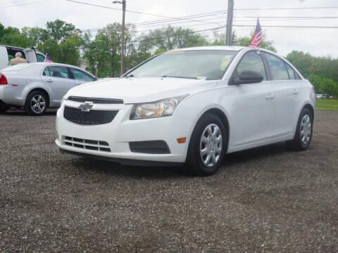 2011 Chevrolet Cruze for sale at Suburban Chevrolet of Ann Arbor in Ann Arbor MI