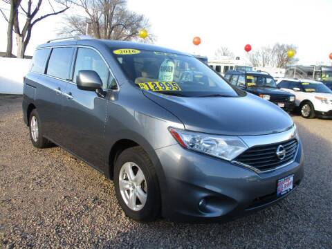 2016 Nissan Quest for sale at Advantage Auto Brokers Inc in Greeley CO