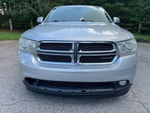 2011 Dodge Durango for sale at Global Imports Auto Sales in Buford GA