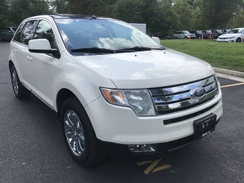 2008 Ford Edge for sale at Dotcom Auto in Chantilly VA