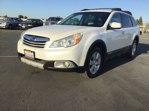2011 Subaru Outback for sale at My Three Sons Auto Sales in Sacramento CA