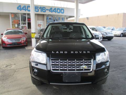 2010 Land Rover LR2 for sale at Elite Auto Sales in Willowick OH