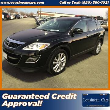 2012 Mazda CX-9 for sale at CousineauCars.com in Appleton WI