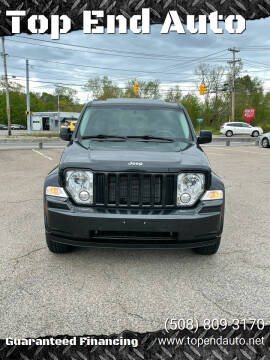 2009 Jeep Liberty for sale at Top End Auto in North Atteboro MA