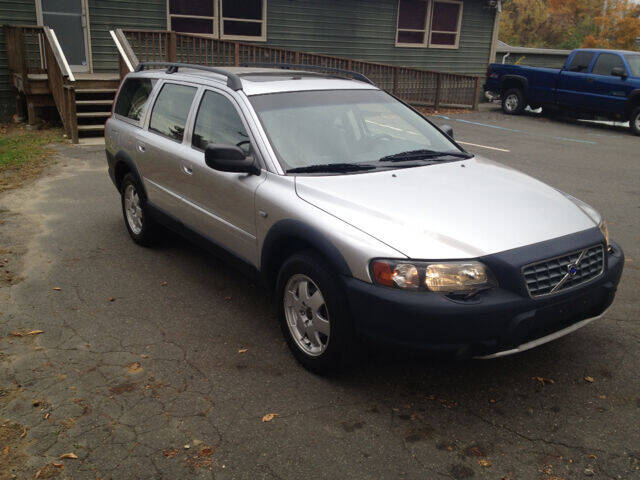 2002 Volvo XC70 for sale at Auto King Picture Cars in Pound Ridge NY
