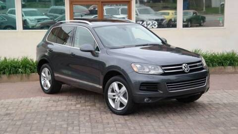 2011 Volkswagen Touareg for sale at Cars-KC LLC in Overland Park KS