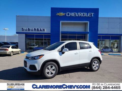 2021 Chevrolet Trax for sale at Suburban Chevrolet in Claremore OK