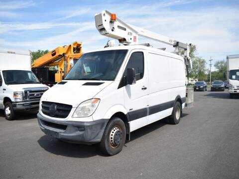 2012 Mercedes-Benz Sprinter Cargo for sale at Trucksmart Isuzu in Morrisville PA