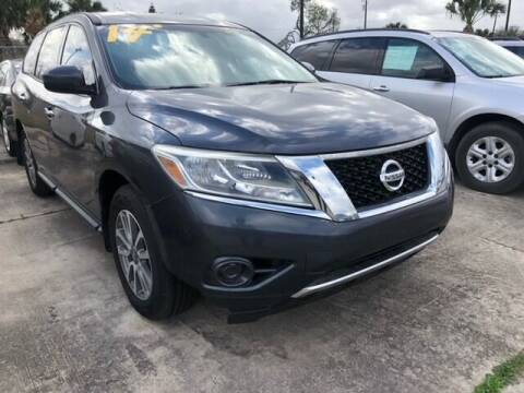 2014 Nissan Pathfinder for sale at Brownsville Motor Company in Brownsville TX