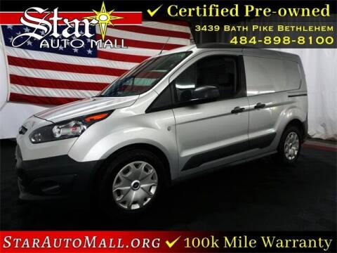 2016 Ford Transit Connect Cargo for sale at STAR AUTO MALL 512 in Bethlehem PA