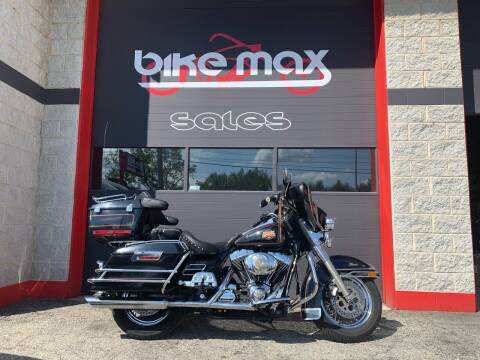 2000 Harley Davidson Electra Glide Classic for sale at BIKEMAX, LLC in Palos Hills IL