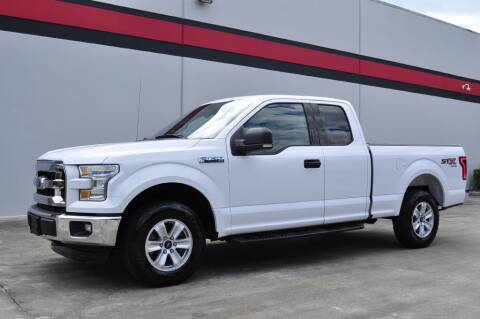 2015 Ford F-150 for sale at Vision Motors, Inc. in Winter Garden FL