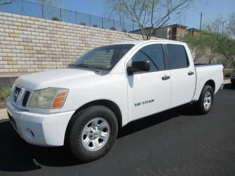 2007 Nissan Titan for sale at Curry's Cars Powered by Autohouse - Auto House Tempe in Tempe AZ