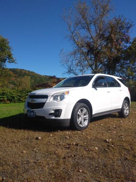 2014 Chevrolet Equinox for sale at Valley Motor Sales in Bethel VT