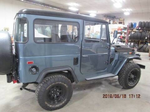 1972 Toyota FJ Cruiser for sale at Auto Acres in Billings MT