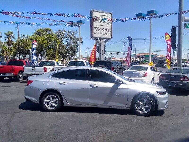 2017 Chevrolet Malibu for sale in Las Vegas, NV