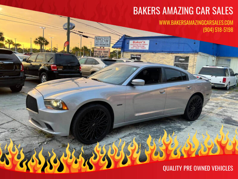 2011 Dodge Charger for sale at Bakers Amazing Car Sales in Jacksonville FL