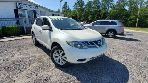 2014 Nissan Murano for sale at Let's Go Auto Of Columbia in West Columbia SC