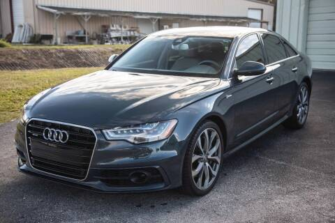 2013 Audi A6 for sale at Exquisite Auto in Sarasota FL